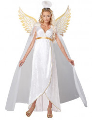 Disfraz ángel guardián mujer