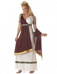 Disfraz de emperatriz romana mujer