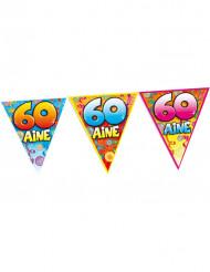 Guirlanda aniversario 60 años