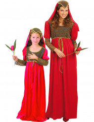 Disfraz pareja Julieta madre e hija