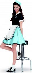 Disfraz camarera adulto Girl 50