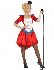 Disfraz domadora de circo mujer