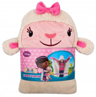 Poncho con capucha niña Disney Doctora Juguetes™