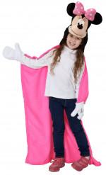 Manta capucha Disney Minnie™ niña