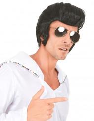 Peluca estrella de rock hombre