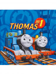 20 Servilletas papel Thomas y sus amigos™ 33x33 cm