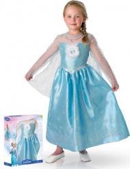 Disfraz Elsa Frozen™ de lujo niña caja