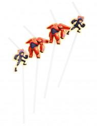 6 Pajitas Big Hero 6™