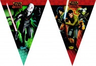 Guirlanda banderines Star Wars Rebels™