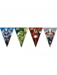 Guirnalda banderines plástico Los Vengadores™