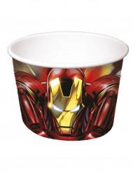 8 Vasos Iron Man Los Vengadores™