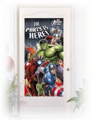 Decoración de puerta Los Vengadores™