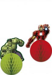 2 Decoración colgante Los Vengadores™