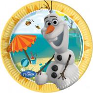 8 Platos pequeños Olaf™