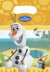 6 Bolsas de fiesta Olaf™