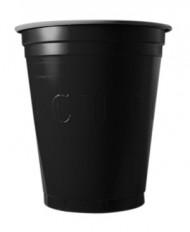 20 Vasos americanos Original Cup negros