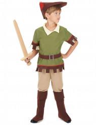 Disfraz de hombre del bosque niño