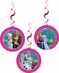 3 decoraciones para colgar Frozen™