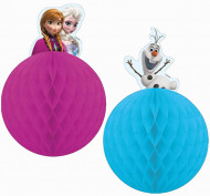 2 Decoraciones colgantes Frozen™