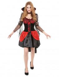 Disfraz vampiro sexy mujer