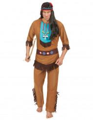 Disfraz indio hombre