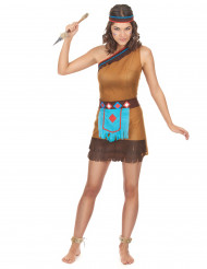 Disfraz india para mujer