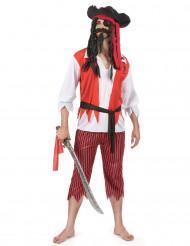 Disfraz de pirata hombre clásico