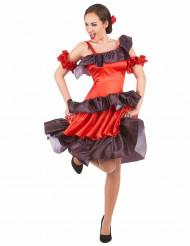 Disfraz flamenco mujer
