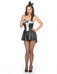 Disfraz de conejita sexy mujer