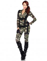Disfraz militar para mujer sexy