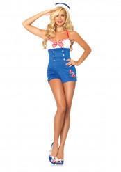 Disfraz de marinero mujer