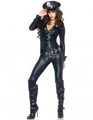 Disfraz de policía mujer