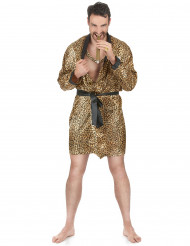 Disfraz de leopardo hombre