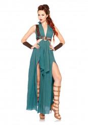 Disfraz de guerrera romana sexy mujer