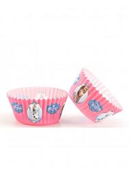 50 Moldes cupcakes Frozen™
