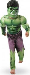 Disfraz de lujo Hulk Los Vengadores™ niño