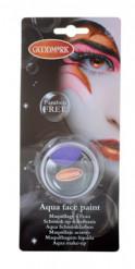 Maquillaje al agua lila 14 g