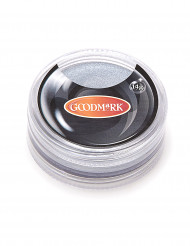 Maquillaje base acuosa plateado 14g