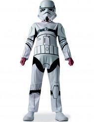 Disfraz clásico de Stormtrooper Star Wars Rebels™ niño