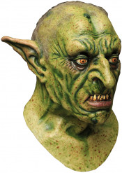 Máscara gnomo verde