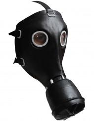 Máscara de gas negro