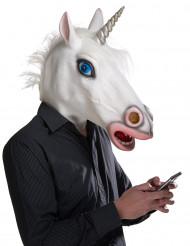 Máscara unicornio
