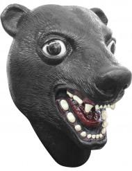 Máscara oso negro