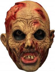 Máscara 3/4 zombie dentadura