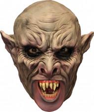 Máscara 3/4 vampiro con dientes