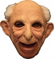 Máscara 3/4 abuelo de lujo