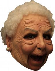Máscara 3/4 abuela Deluxe