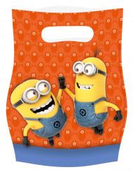 6 bolsas de fiesta Los Minions™