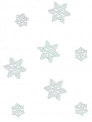 20 Confeti de mesa copos de nieve Frozen™