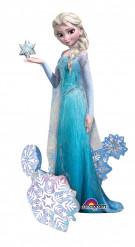 Globo gigante aluminio Frozen™ 144 cm